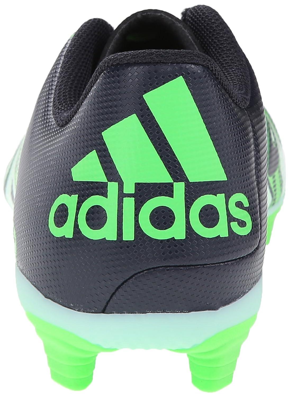 official photos 5c503 41065 Amazon.com   Adidas Performance Women s X 15.4 FxG W Soccer Cleat, Navy  Blue Frozen Green Flash Green, 6 M US   Soccer