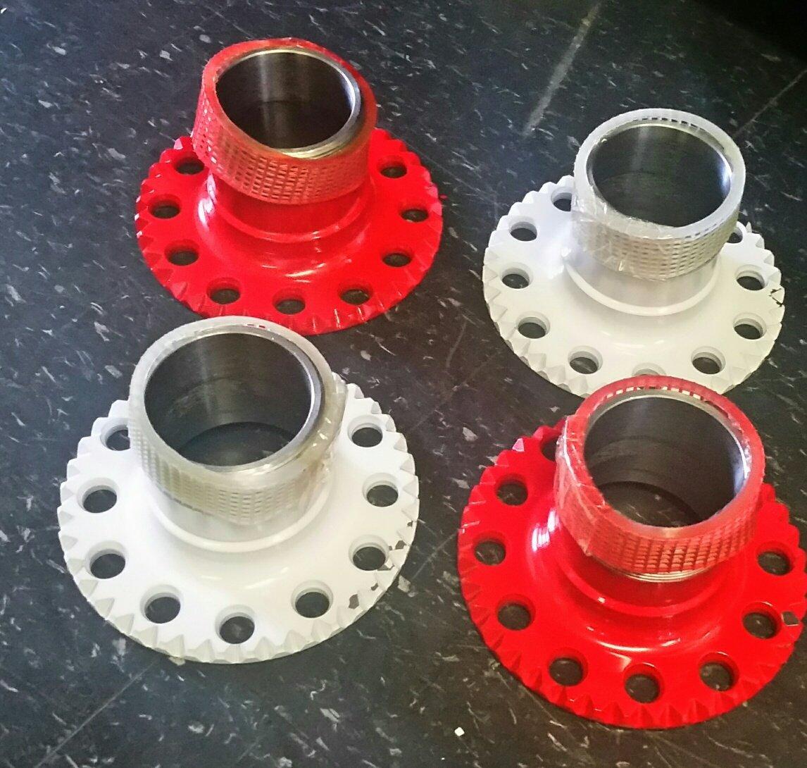 Wire Wheel Adapters 6 lug 6x5.5-6x135