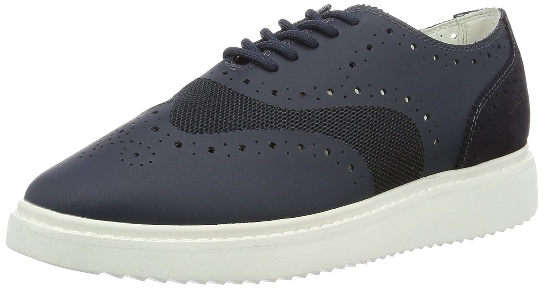 Geox D Thymar B, Zapatillas para Mujer 36 EU|Azul (Navyc4002)