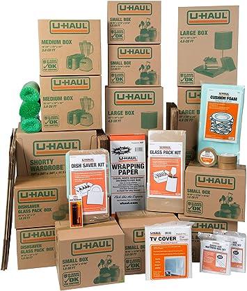 U haul shipping cost