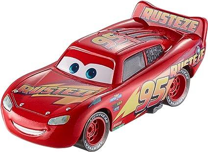 Amazon Com Disney Cars 3 Rust Eze Lightning Mcqueen Die Cast