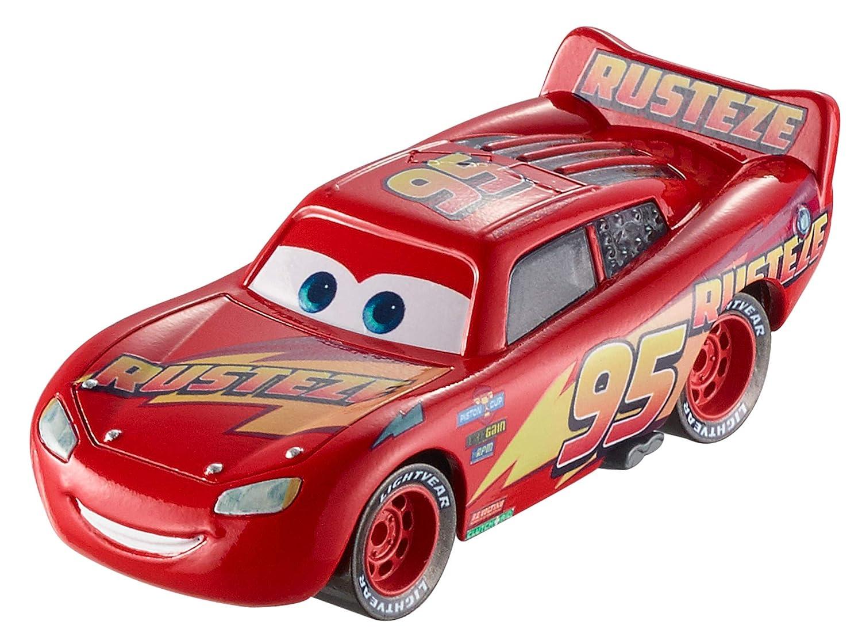 COCHE METAL CARS 3 RUST-EZE LIGHTNING MCQUEEN: Amazon.es: Juguetes ...
