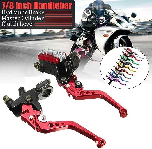 MTKRACING Motorrad Vorderradbremse Kupplungsgeberzylinder-Beh/älter Cove for BMW C650GT C650gt 2012-2015 tdz Color : Black
