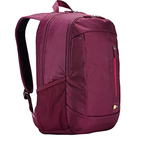 313fdb8772 Image Unavailable. Image not available for. Color  Case Logic WMBP-115 15.6-Inch  Laptop and Tablet Backpack ...