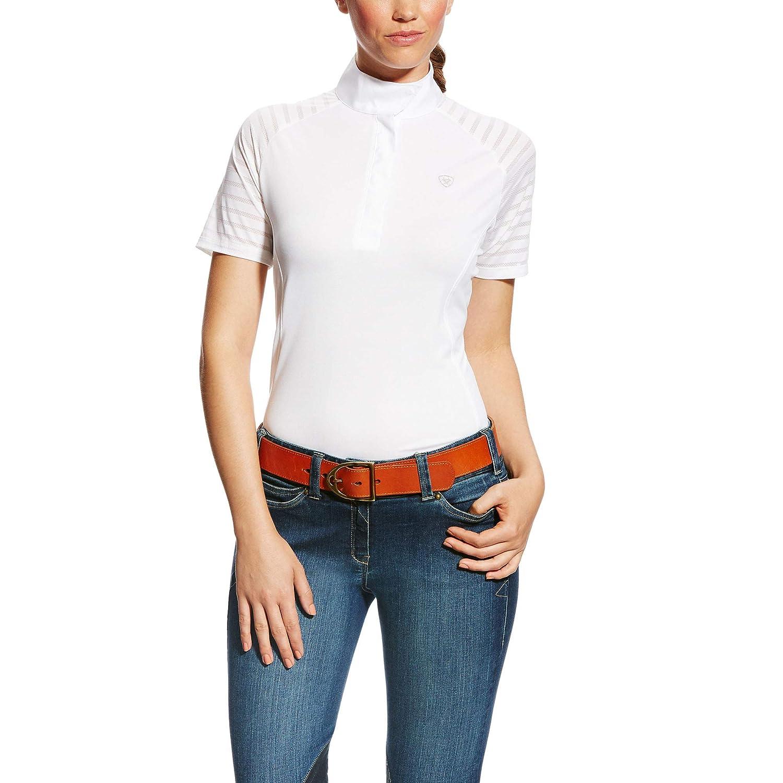 ARIAT Womens Aptos Vent Show Shirt