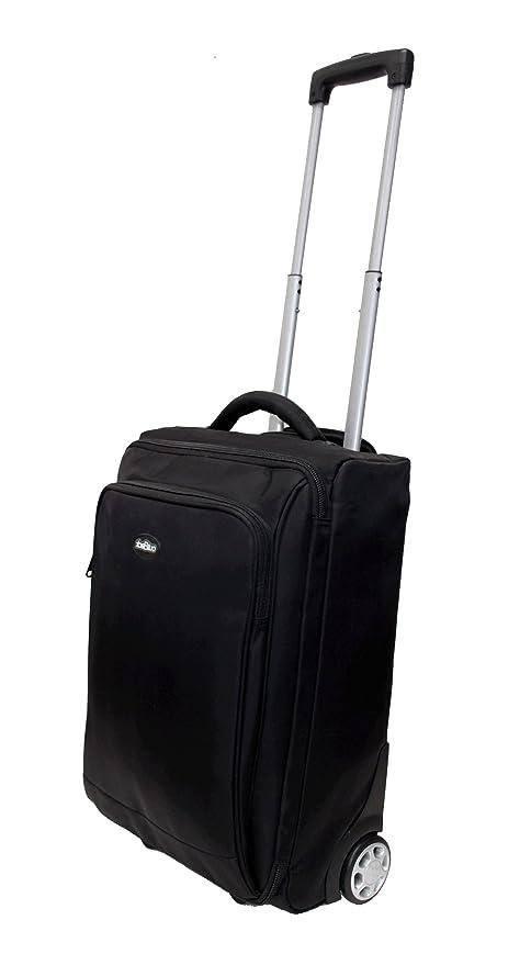 40,64 cm de visita de para ordenador portátil material de críquet con ruedas equipaje