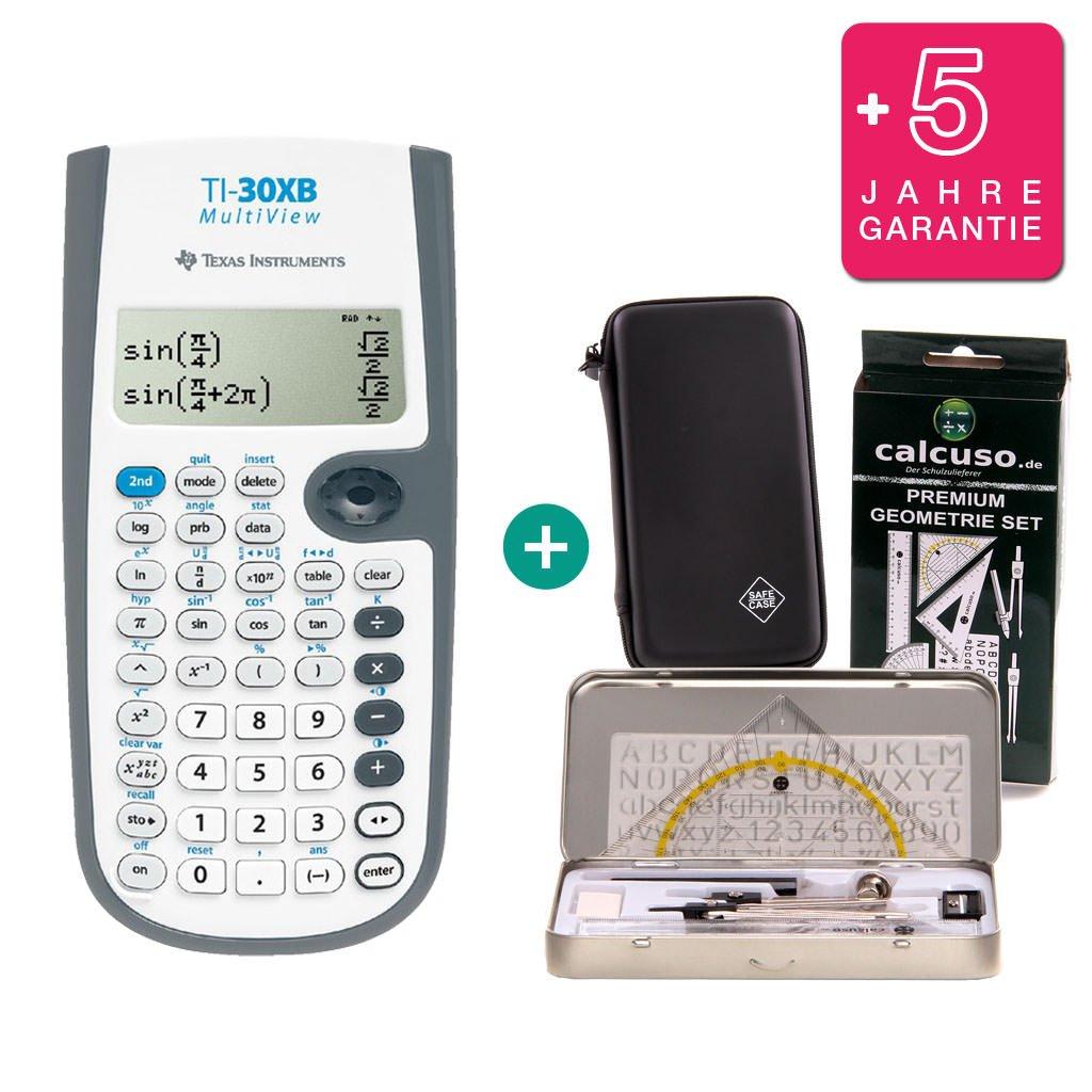 Extension de garantie Housse de protection SafeCase TI-Nspire CX Chargeur