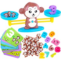 Monkey Balance Cool Math Game for Girls & Boys | Fun, Educational Children's Gift & Kids Toy STEM Learning Ages 3+ (65…