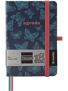 Finocam - Agenda 2019-2020 1 día página español Natural ...