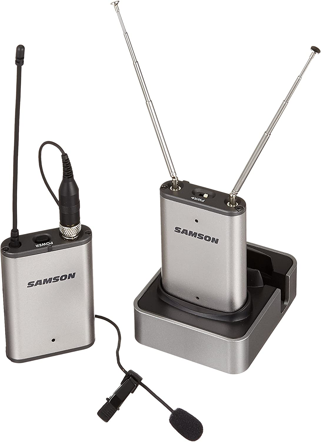 644.750 MHz N4 Samson Airline Micro Headset Wireless Microphone System