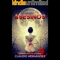 Cinco asesinos | Thriller Psicológico | Intriga | Suspense | Misterio: (Five Murderers) (Spanish Edition)