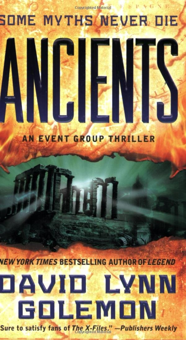 Read Online Ancients: An Event Group Thriller (Event Group Thrillers) pdf