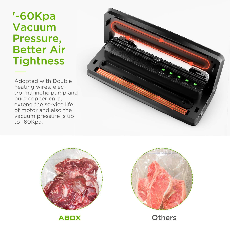 ABOX Newest Vacuum Sealer