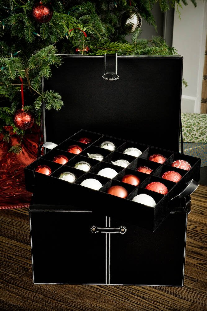 Keepsake Ornament Storage Chest by Sterling Pear by Sterling Pear (Image #6)