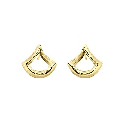 Dinny Hall Trapeze Twist Stud Earrings VM8BT