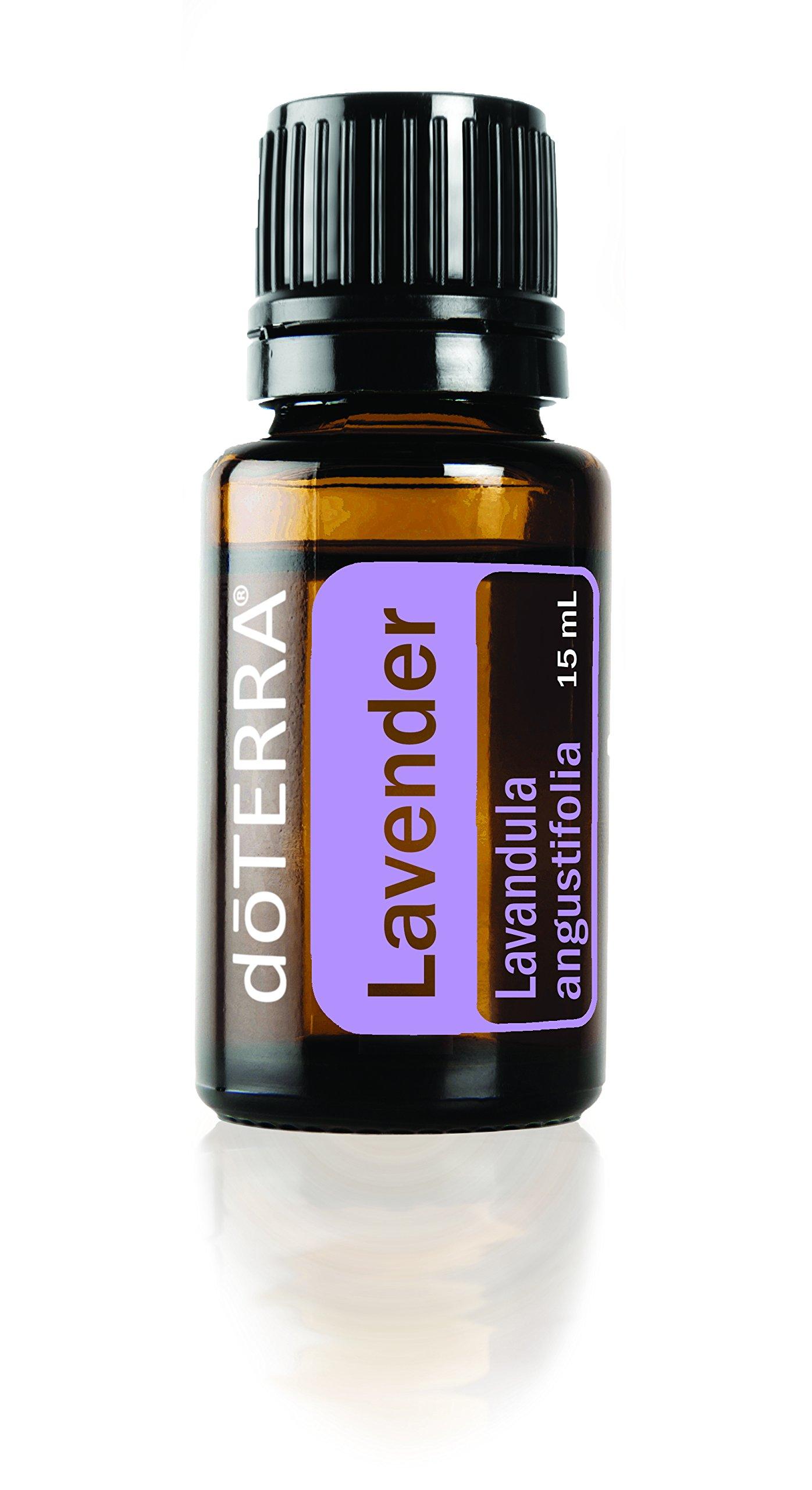 doTERRA Lavender Essential Oil, 15 ml