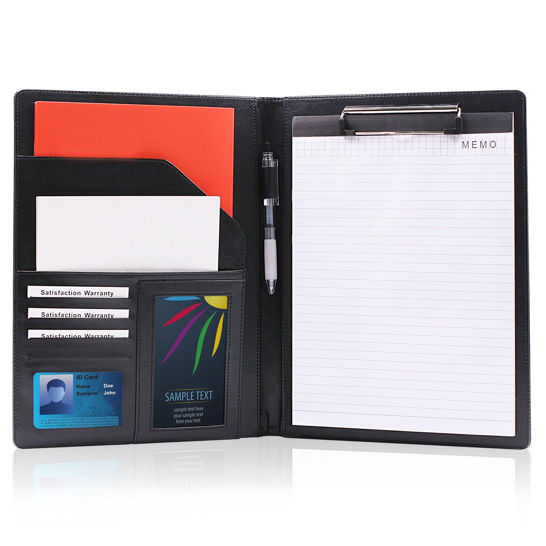 Startostar multiusos cartera portadocumentos organizador con bloc de ...