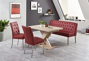 Sitzbankgruppe Santa Set Essgruppe Tischgruppe 2 Stuhle