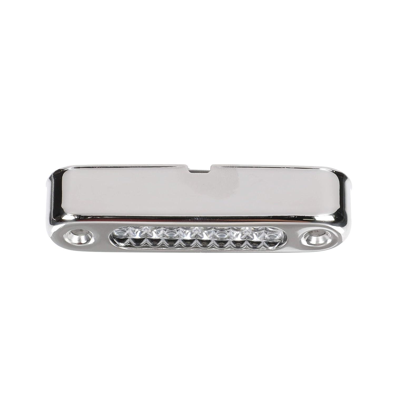 Attwood 6343SS1 LED Underwater Light White Light Stainless Steel Bezel