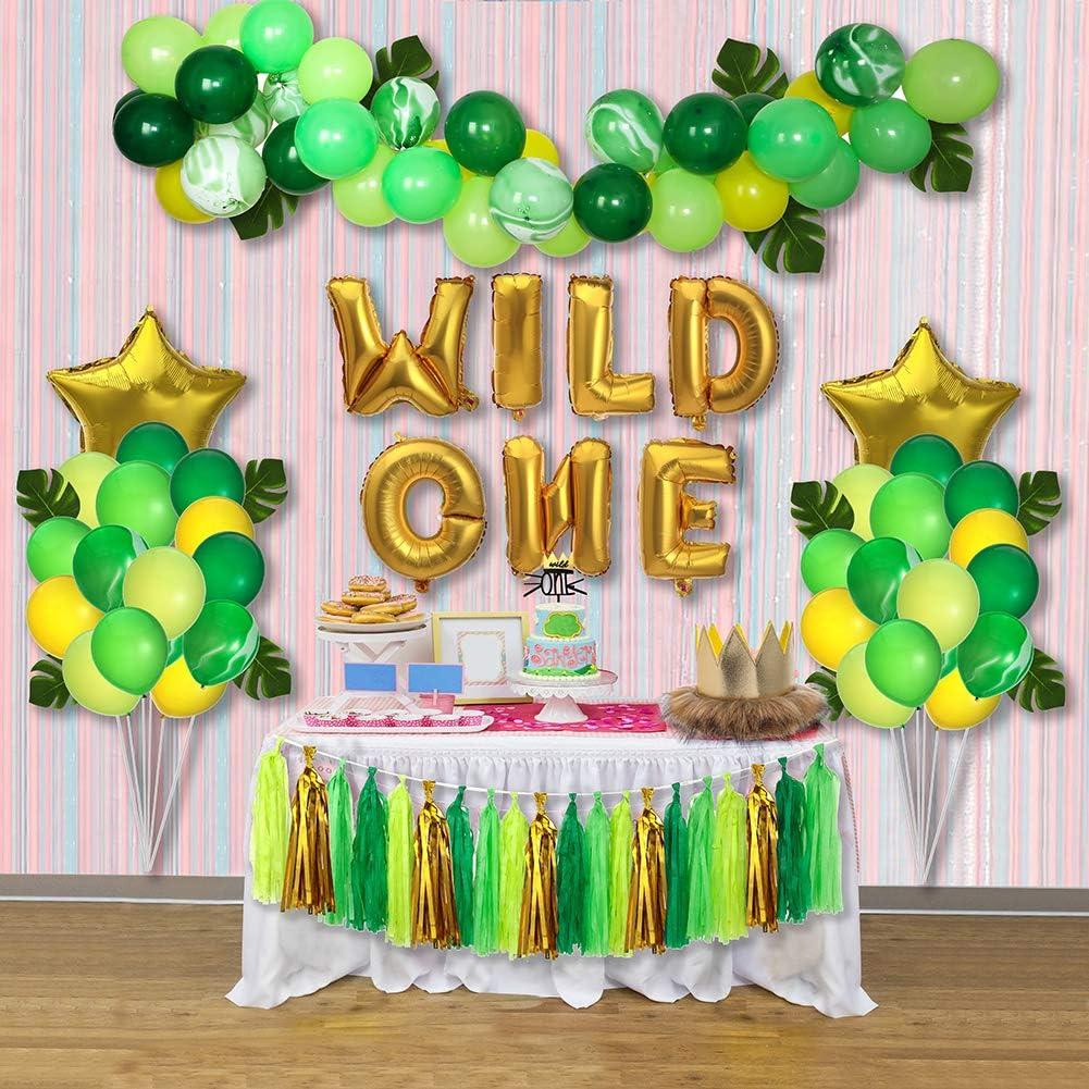 Amazon.com: Wild One decoraciones de cumpleaños   Wild One ...