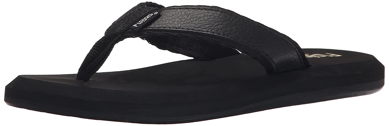 1d3680aaa Flojos Women s Collette II Wedge Sandal Black  Amazon.co.uk  Shoes   Bags