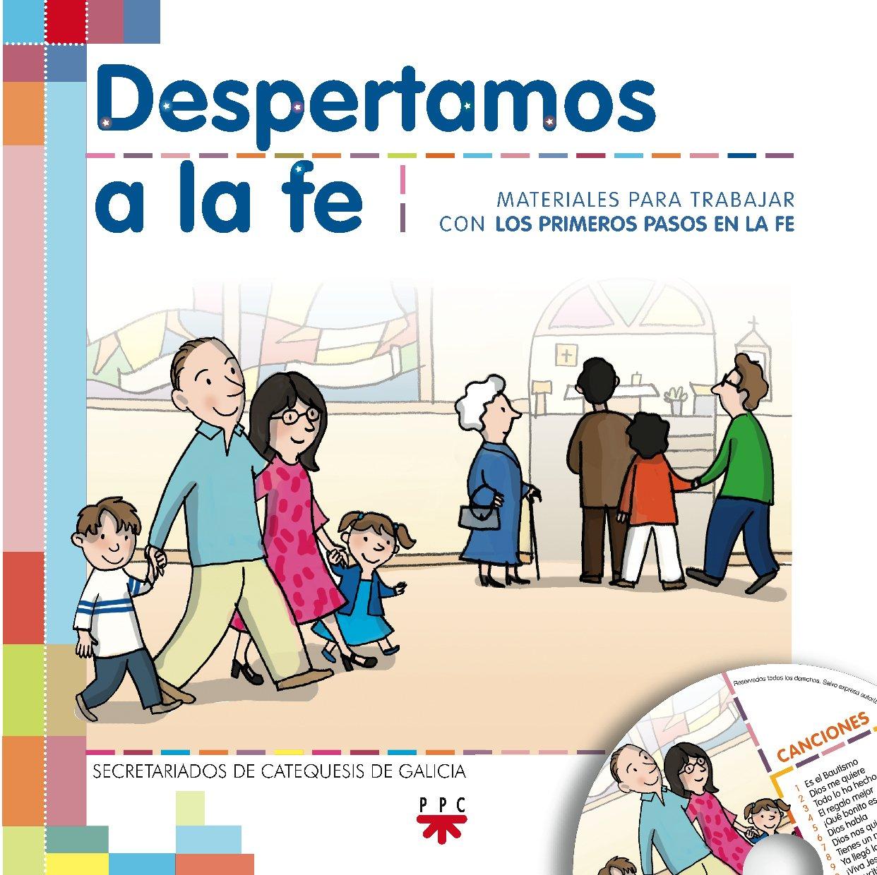 Despertamos A La Fe (Catequesis Galicia): Amazon.es: Secretariados de Catequesis de Galicia,: Libros