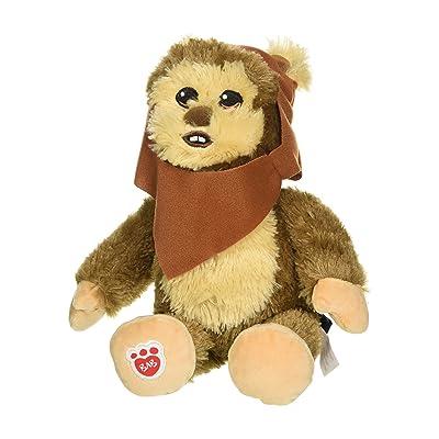 Build A Bear Workshop 10 in. Mini Ewok: Toys & Games
