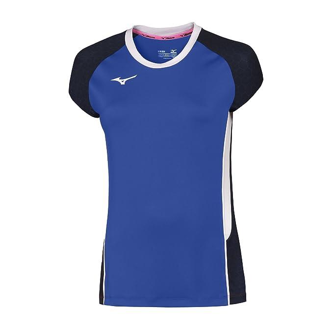 7dc4845a Mizuno T-Shirt Femme Premium High-KYU: Amazon.fr: Sports et Loisirs