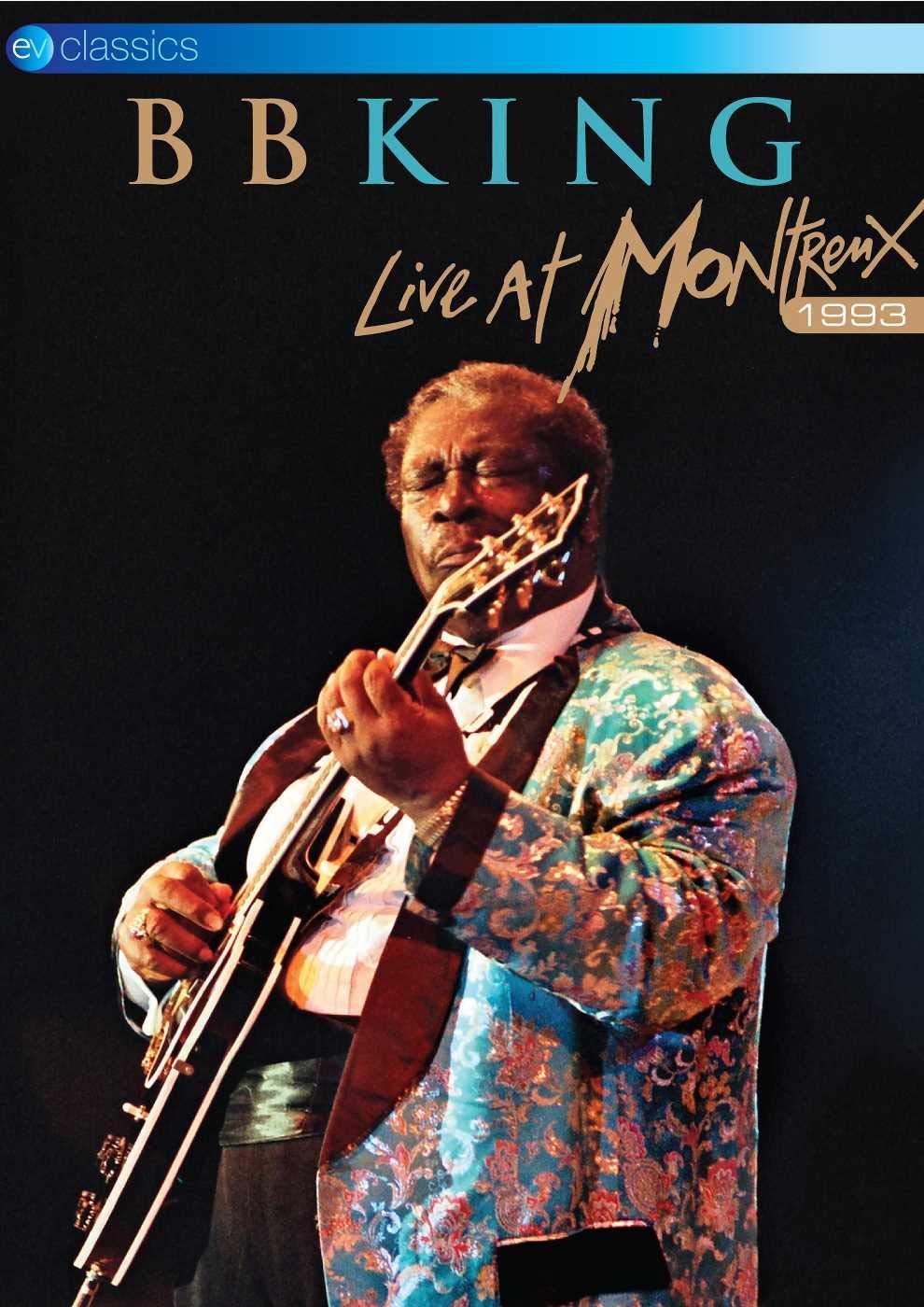 Live At Montreux 1993 [DVD]: Amazon.es: B.B. King, B.B. King: Cine y Series TV