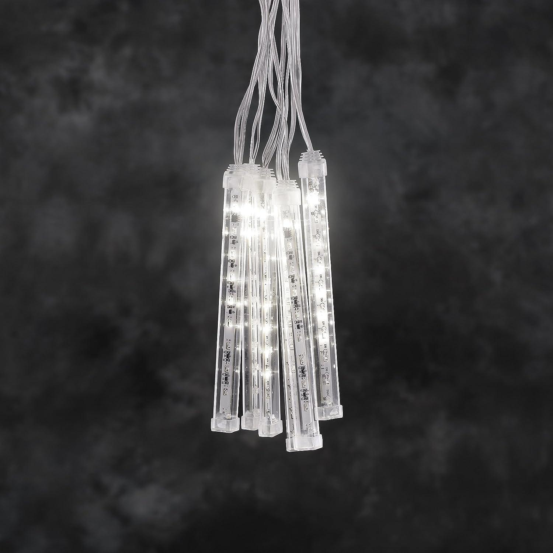 71X23Zr1UTL._SL1500_ Schöne Led Eiszapfen Lichterkette Mit Schneefall Effekt Dekorationen