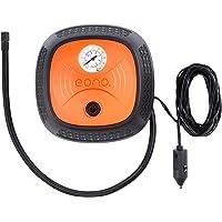 Amazon Marka: EONO Essentials B69B Inflador de neumáticos analógico