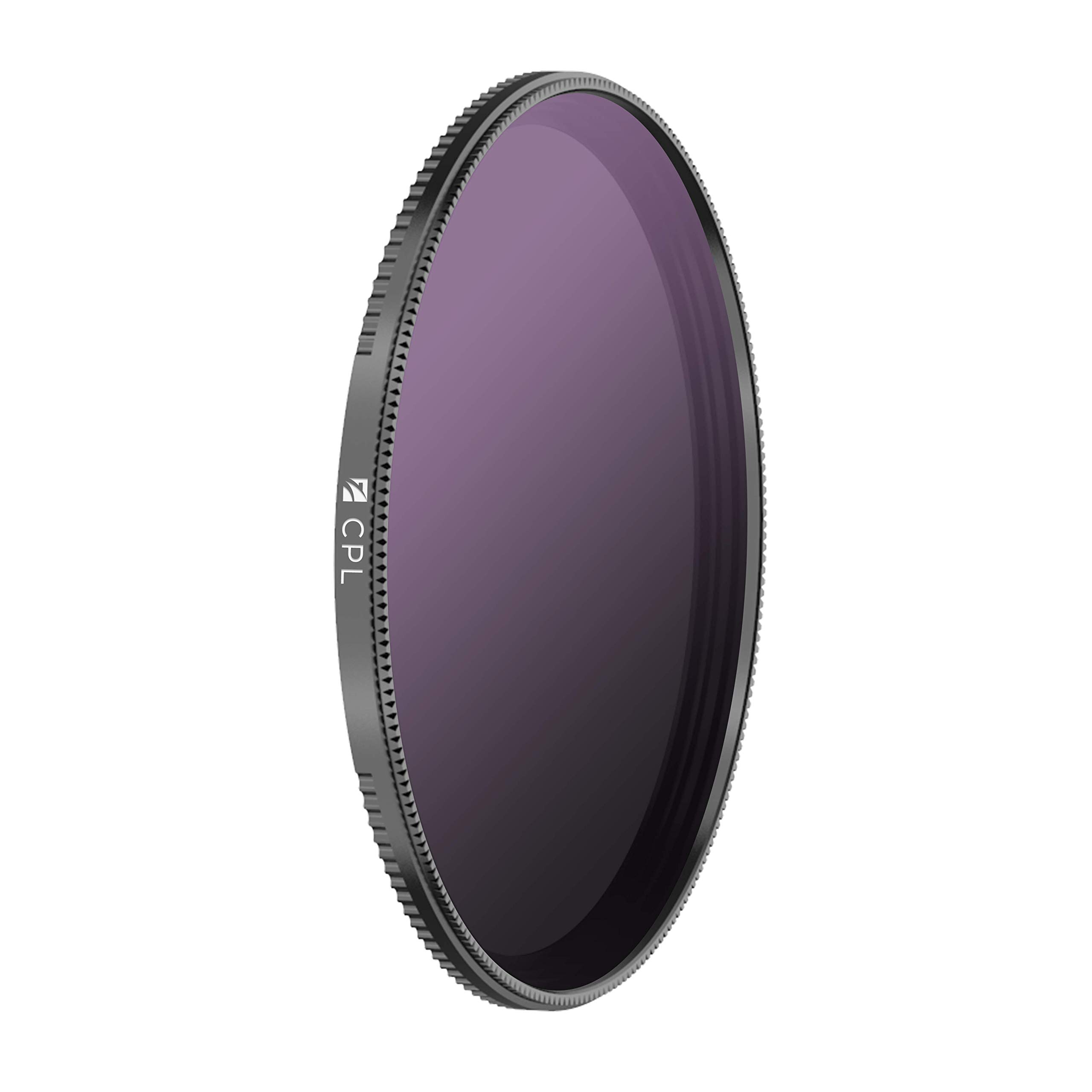 Freewell Magnetic Quick Swap System 77mm Circular Polarizer (CP) Camera Filter by Freewell
