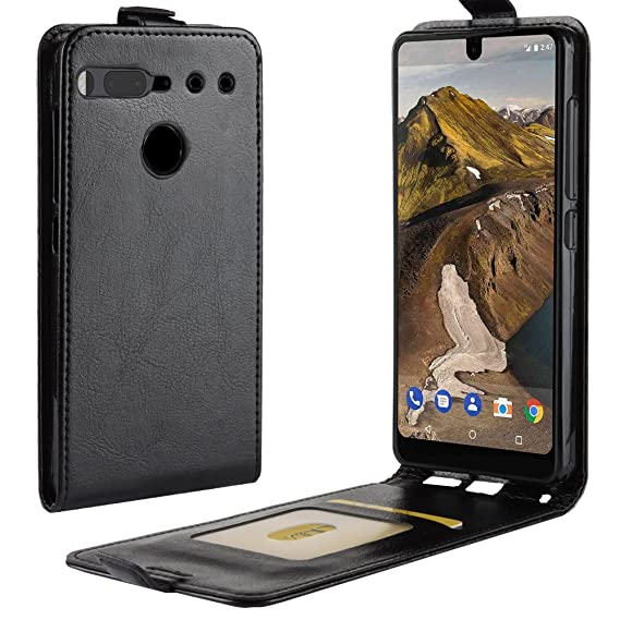 brand new dd972 1dd4a Essential Phone PH-1 Case Wallet, The Essential PH1 Cases, Essential Cell  Phone Accessories, Essential PH 1 Protector Flip PU Leather Protection  Cover ...