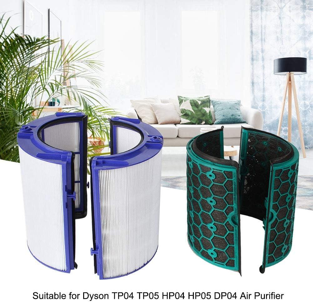 Hyuduo Reemplazo del Filtro purificador de Aire para Dyson TP04 ...