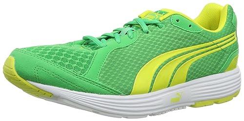 Puma Descendant V1 5 Da Uomo Scarpe Da Corsa Scarpe da ginnastica bianco/Blu Sneaker Sportive Calzature