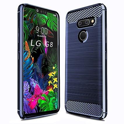 Amazon.com: Funda para LG G8 ThinQ, funda para LG G8 ...