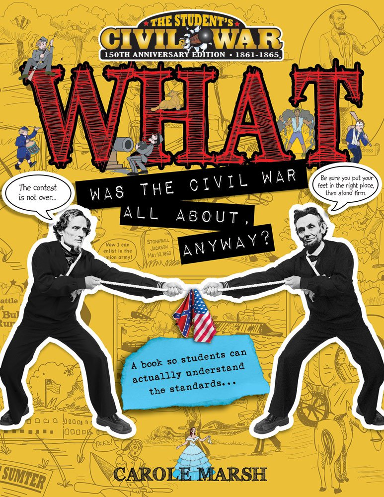 WHAT Was the Civil War All About, Anyway?