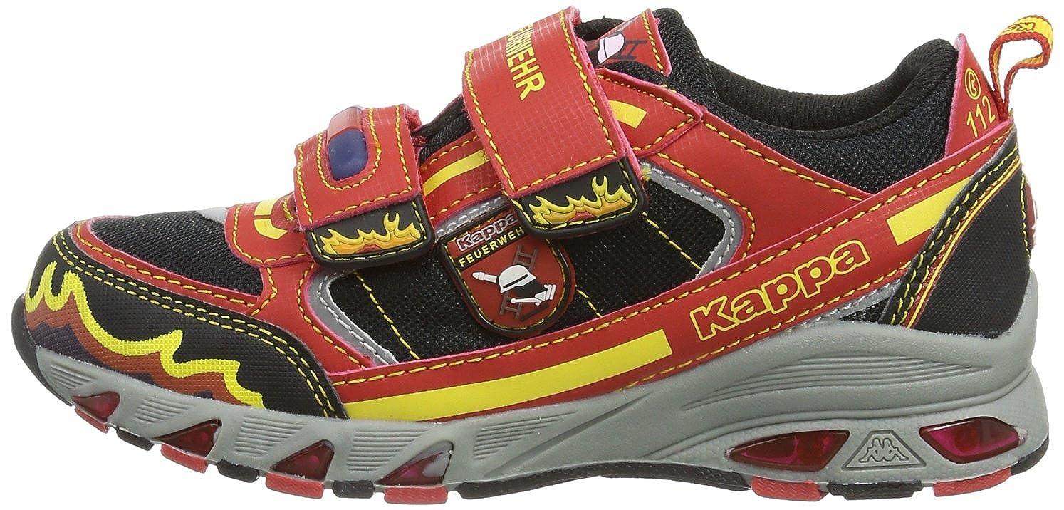 zum halben Preis elegant im Stil unglaubliche Preise Kappa Feuerwehr Unisex-Kinder Sneakers