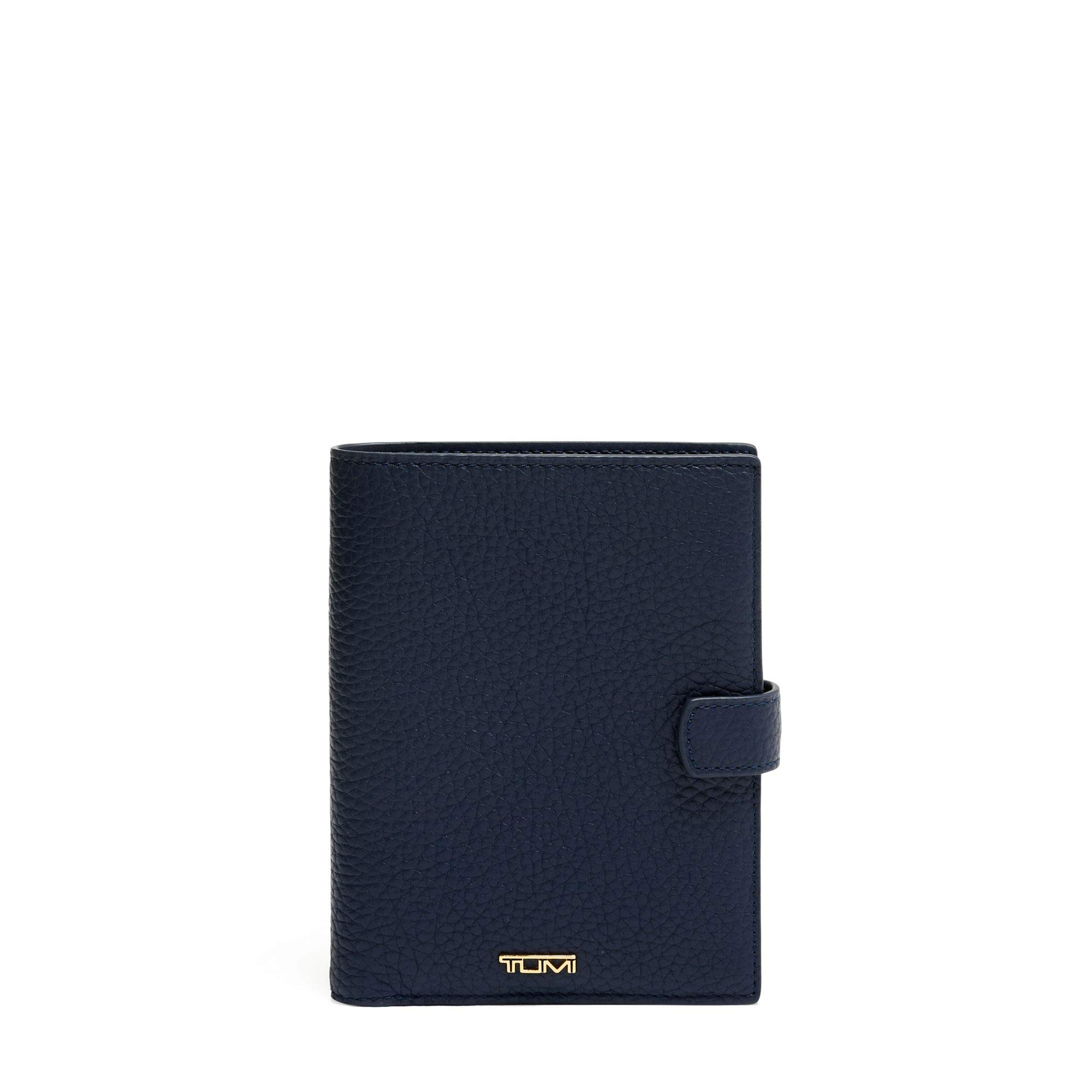 TUMI - Belden Passport Case - Ultramarine by TUMI