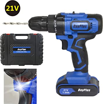 DICN Electric Drill with Battery featured image
