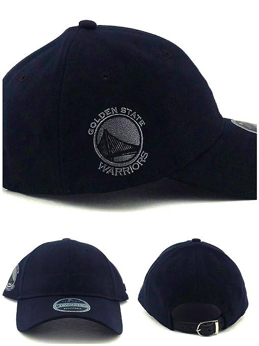 Image Unavailable. Image not available for. Color  New Era Golden State  Warriors 9Twenty Black ... 3ba8e18c1da4