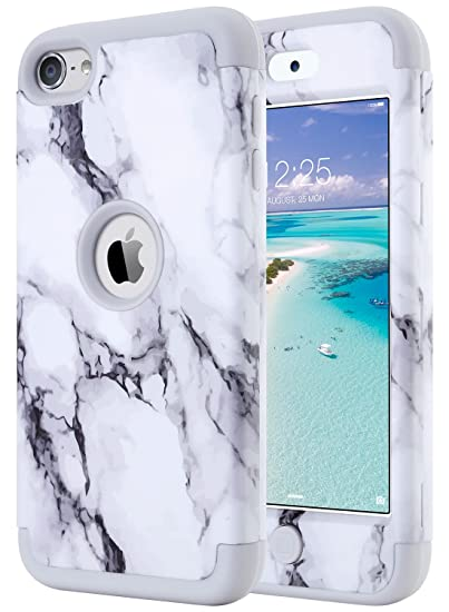 Amazon.com  ULAK iPod Touch 6th Generation Case Marble 77af6ece9a