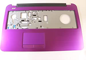 Dell Laptop Palmrest GJ33J Purple DC4R2 Inspiron 5735 5737