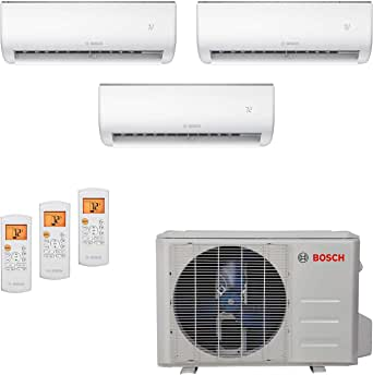 27K Bosch Thermotechnology 8733953288 Mini Split AC 230V
