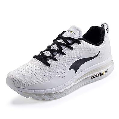 ONEMIX Scarpe da Ginnastica Uomo Corsa Scarpe Sportive e