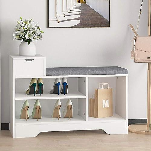 ZOYY Shoe Storage Bench