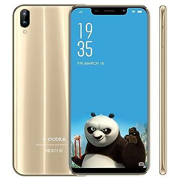 c4d988dc95ef3 Téléphone Portable Débloqué 3Go+32Go ROM v mobile XS Pro Smartphone Pas  Cher (5
