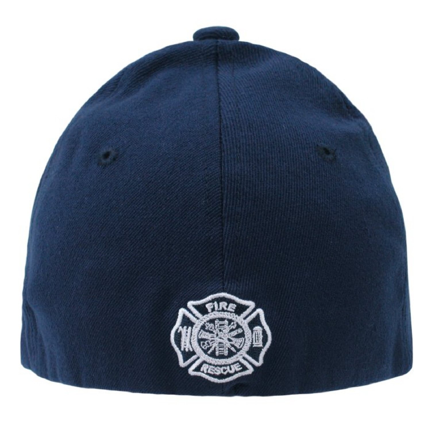 Fire Dept Fire Rescue Stretch Fitted Military Law Hats S//M