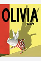 Olivia the Spy Kindle Edition