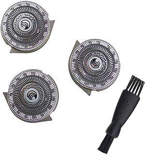 Hq9 / 50 cuchillas de repuesto para rasuradoras electricas ...